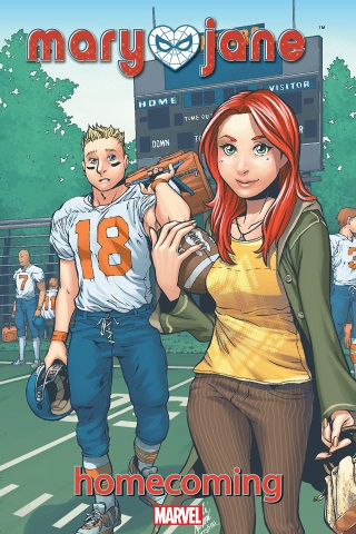 Mary Jane vol 2: Homecoming