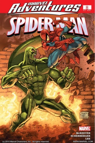 Marvel Adventures Spider-Man 8