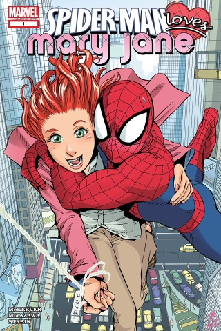 Spider-Man Loves Mary Jane 1