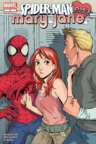 Spider-Man Loves Mary Jane 2