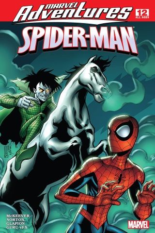 Marvel Adventures Spider-Man 12