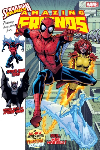 Spider-Man Family Featuring Spider-Man's Amazing Friends