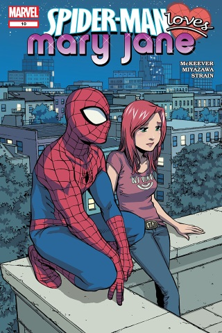 Spider-Man Loves Mary Jane 10