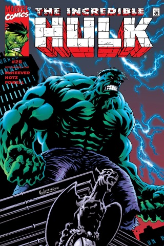 Incredible Hulk 26 (vol 2)
