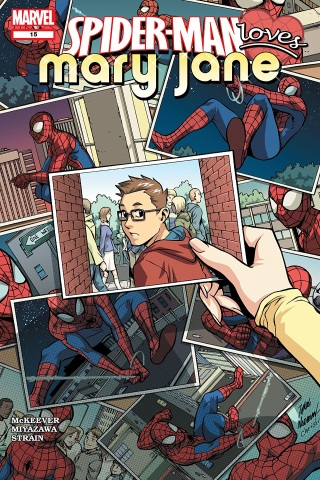 Spider-Man Loves Mary Jane 15