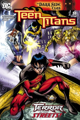 Teen Titans 59 (vol 3)