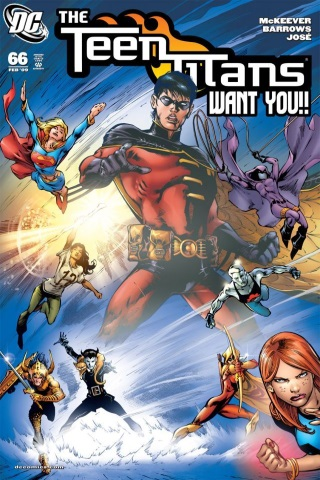 Teen Titans 66 (vol 3)
