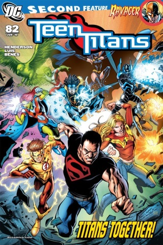 Teen Titans 82 (vol 3)