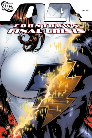Countdown to Final Crisis 4