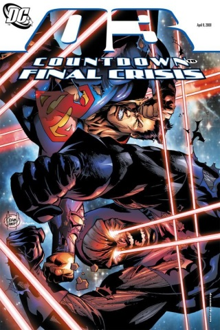 Countdown to Final Crisis 3