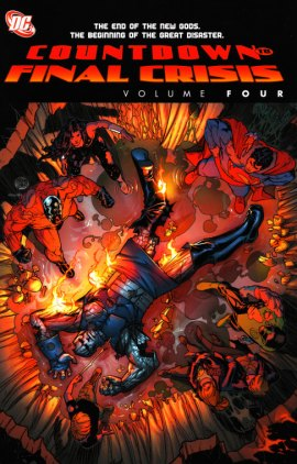 Countdown to Final Crisis vol. 4