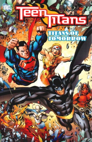 Teen Titans vol 8: Titans of Tomorrow
