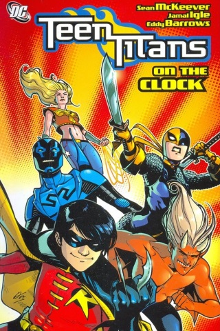 Teen Titans vol 9: On the Clock