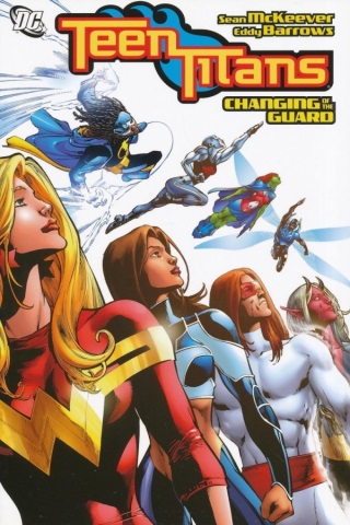 Teen Titans vol 10: Changing of the Guard