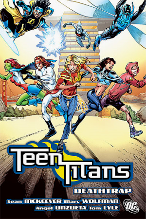 Teen Titans vol 11: Deathtrap