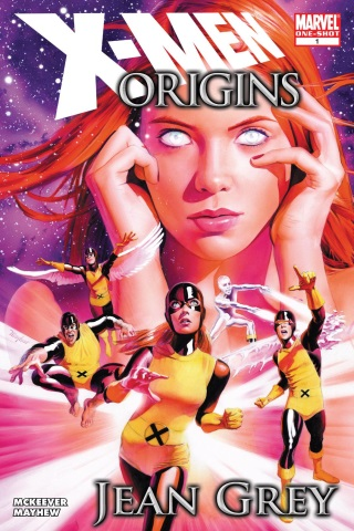 X-Men Origins: Jean Grey 1