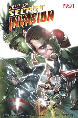 What If?: Secret Invasion SC