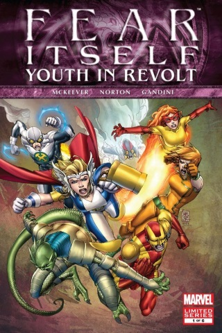 Fear Itself: Youth in Revolt 1