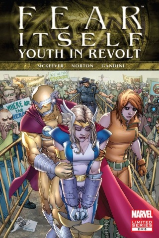 Fear Itself: Youth in Revolt 2