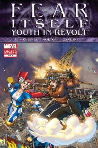 Fear Itself: Youth in Revolt 5
