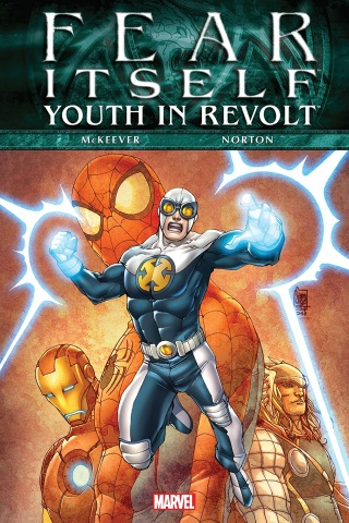 Fear Itself: Youth in Revolt HC