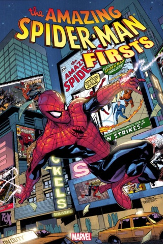 Spider-Man Firsts SC