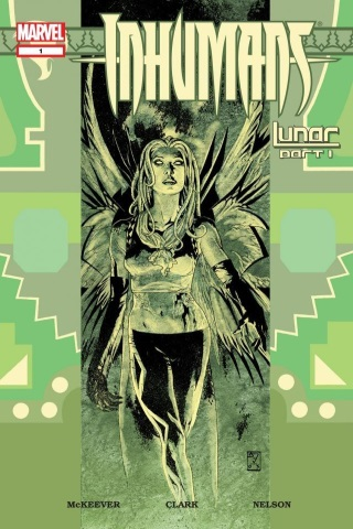 Inhumans 1 (vol 4)