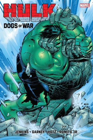 Hulk: Dogs of War HC