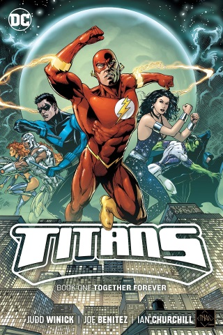 Titans Book One: Together Forever