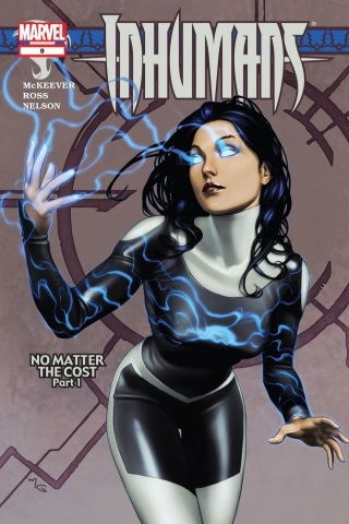 Inhumans 9 (vol 4)