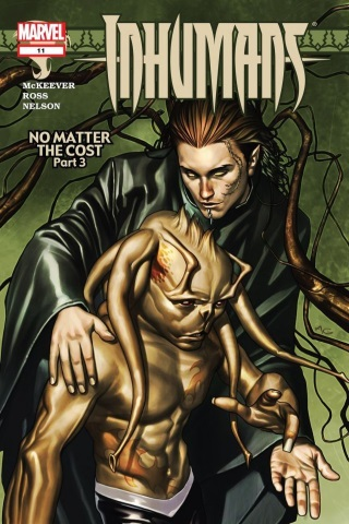 Inhumans 11 (vol 4)