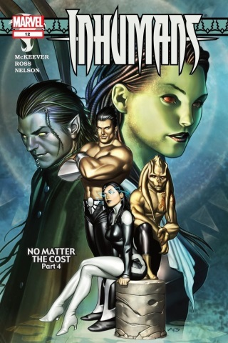 Inhumans 12 (vol 4)