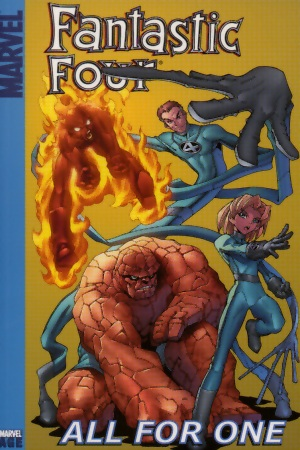 Marvel Age Fantastic Four vol 1: All For One