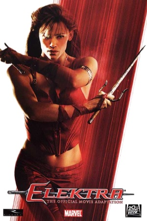 Elektra: The Official Movie Adaptation - Deluxe