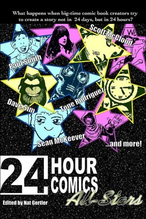 24 Hour Comics All-Stars