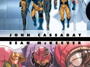 Marvel Spotlight: John Cassaday/Sean McKeever