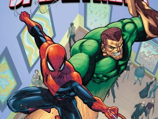 Marvel Adventures Spider-Man vol 2: Power Struggle