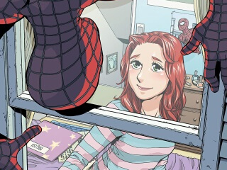 Spider-Man Loves Mary Jane 4