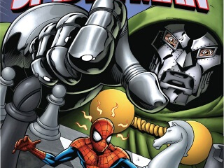 Marvel Adventures Spider-Man vol 3: Doom With a View