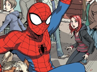 Spider-Man Loves Mary Jane 7