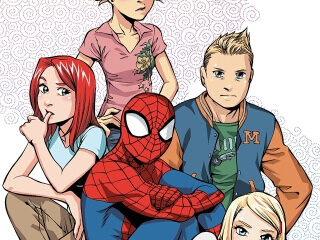 Spider-Man Loves Mary Jane 9