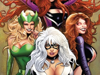 Mighty Marvel: Women of Marvel SC