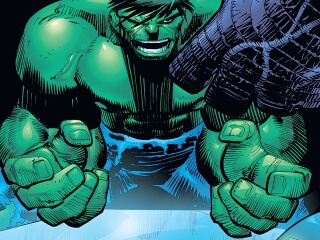Incredible Hulk: Past Perfect SC