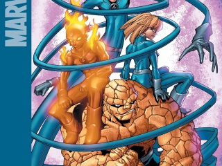 Marvel Age Fantastic Four 3
