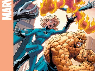 Marvel Age Fantastic Four 4