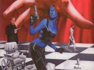 Mystique vol 4: Quiet